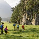Klettern mit Kindern im Ötztal, Oberried | Climbers Paradise