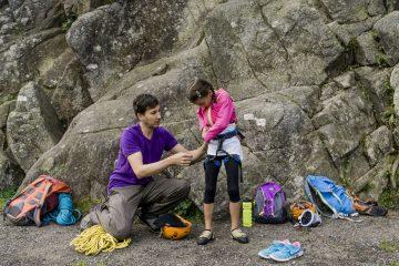 Klettern mit Kindern | Climbers Paradise