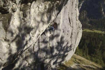 Great Lines: Chinesische Mauer, Puls 2000 Foto: Tirol Werbung, Johannes Mair | Climbers Paradise