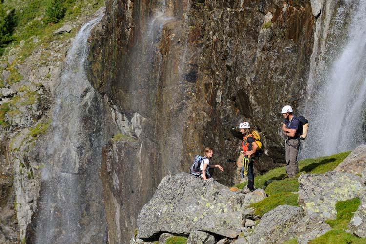 Anton-Renk-Klettersteig, Foto: Florian Schranz | Climbers Paradise