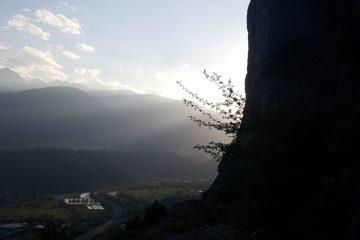 Martinswand: Galerie - Kletterregion Innsbruck und seine Feriendörfer | Climbers Paradise