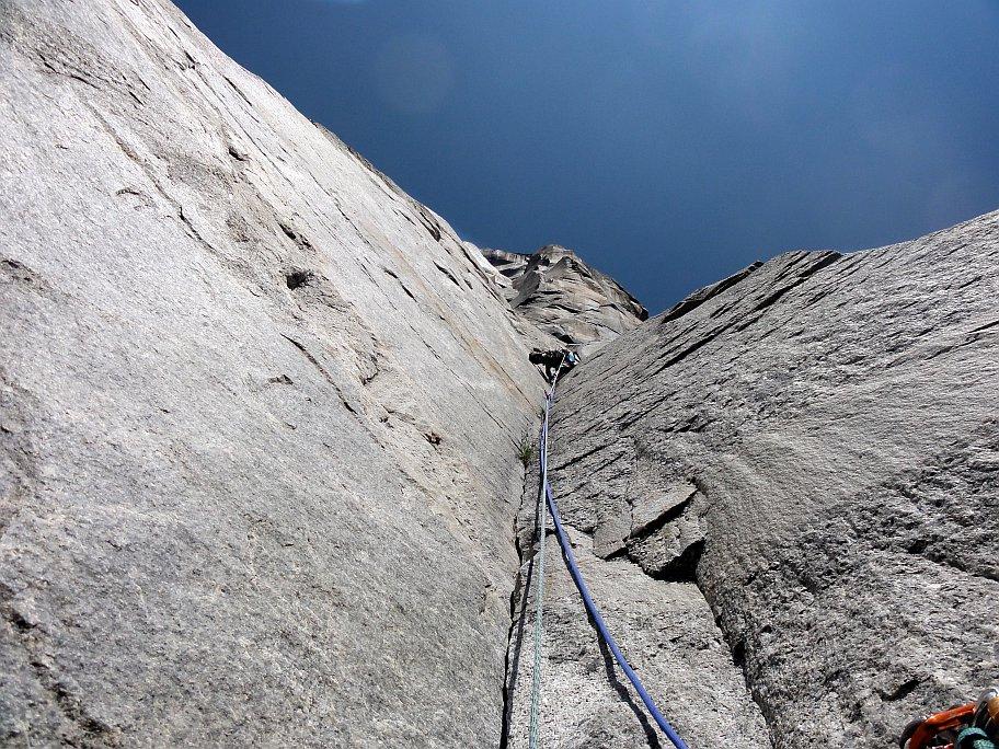 Granitverschneidung, Tipps zum Alpinklettern | Climbers Paradise