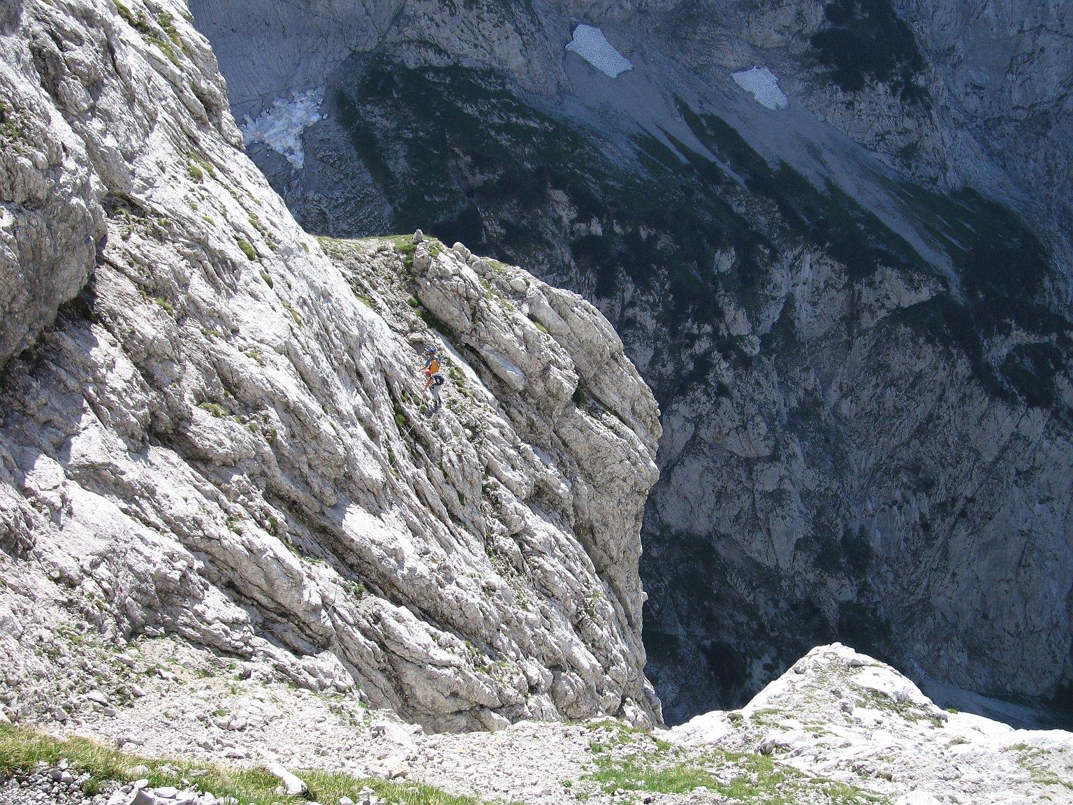 Kaiserschuetzen-Klettersteig, Foto: Hubert Praschberger | Climbers Paradise
