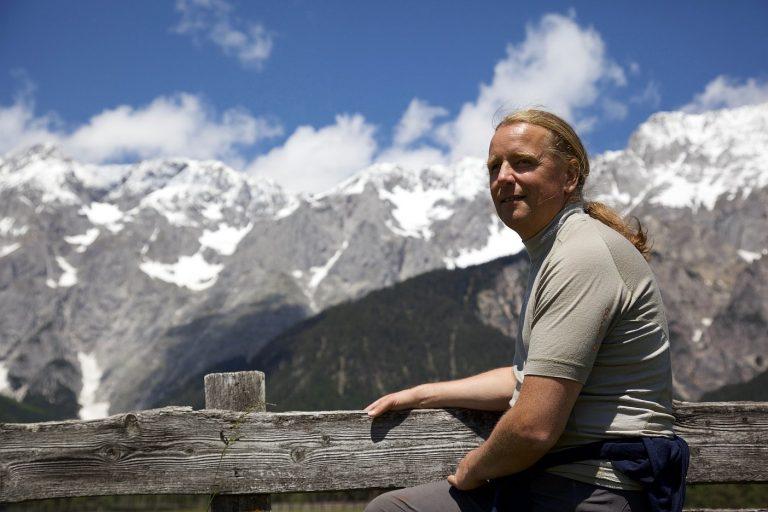 Andy Holzer, ein blinder Kletterer   Climbers Paradise