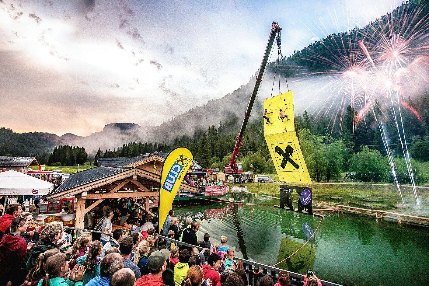 Die ROCKdays, Foto: Tourismusverband Pillerseetal Kitzbühler Alpen | Climbers Paradise