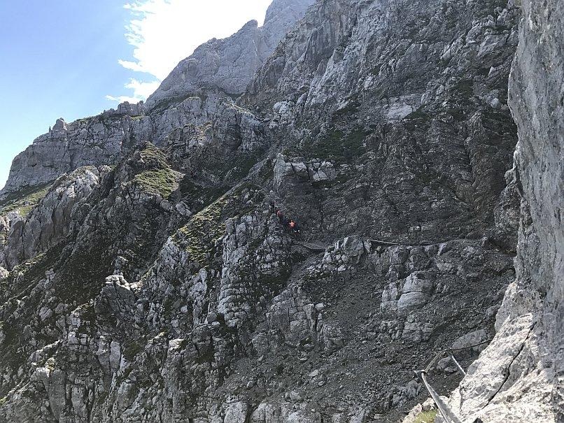 Klettersteig Stopselzieher, Foto: Bergsport Tirol | Climbers Paradise