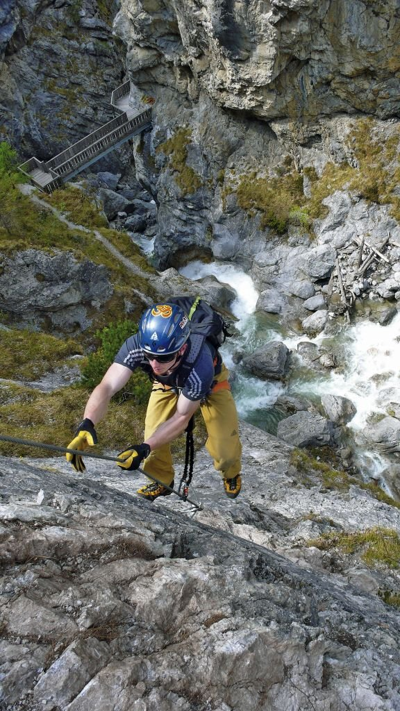 Klettersteig Adrenalin, Foto: Armin Zlöbl, Tourismusverband Osttirol | Climbers Paradise