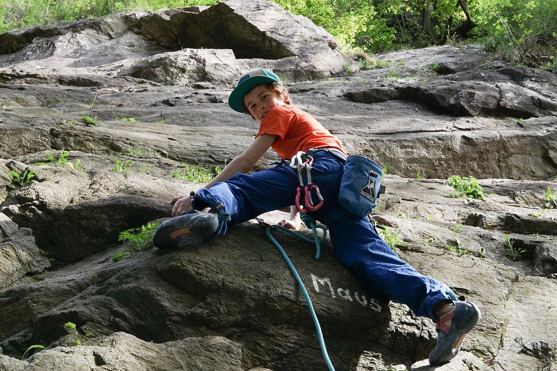 Kinderroute im Klettergarten Ötz | Climbers Paradise