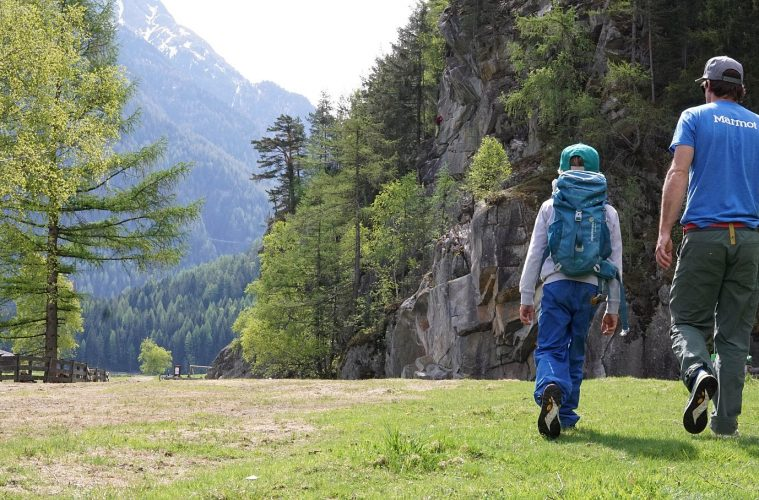 Zustieg zum Klettergarten Oberried | Climbers Paradise