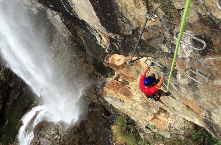 Klettersteigset Aktion : Klettersteigset willhaben