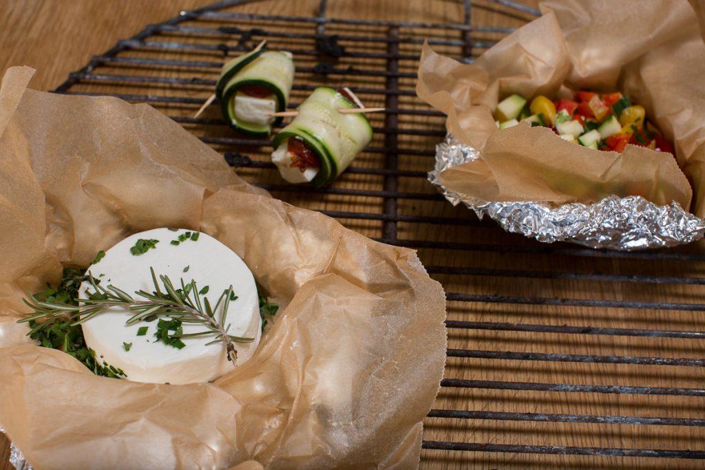 Grillen im Klettergarten: 9 Rezepte und 3 KLettergärten fürs Grillen