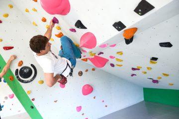 Kletter & Bouldertreff in Tannheim