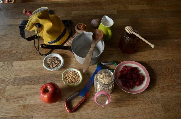 Klettern und Ernährung: Frühstückstipp für Kletterer