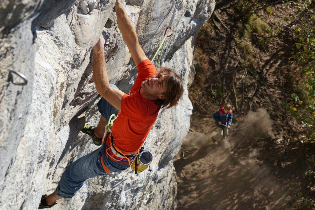 Tipps, um besser zu klettern und den nächsten Schwierigkeitsgrad zu schaffen