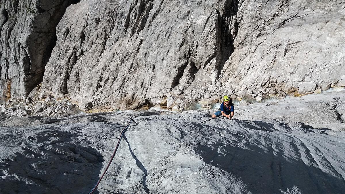 Klettern an der Mieminger Kette, Perfekter Fels am