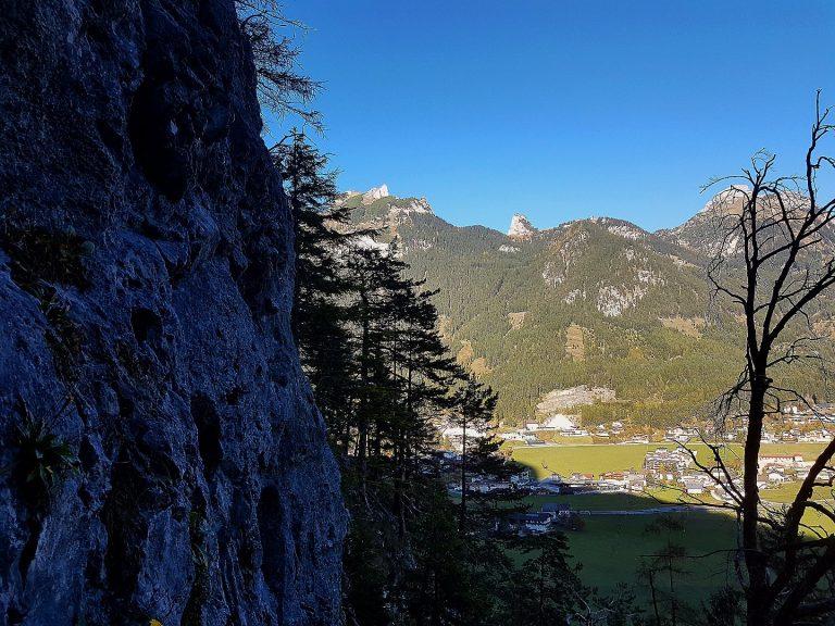 Klettergarten Bärenkopf am Achensee