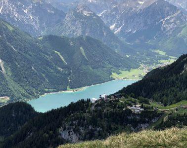 Blick zum Achensee | Climbers Paradise