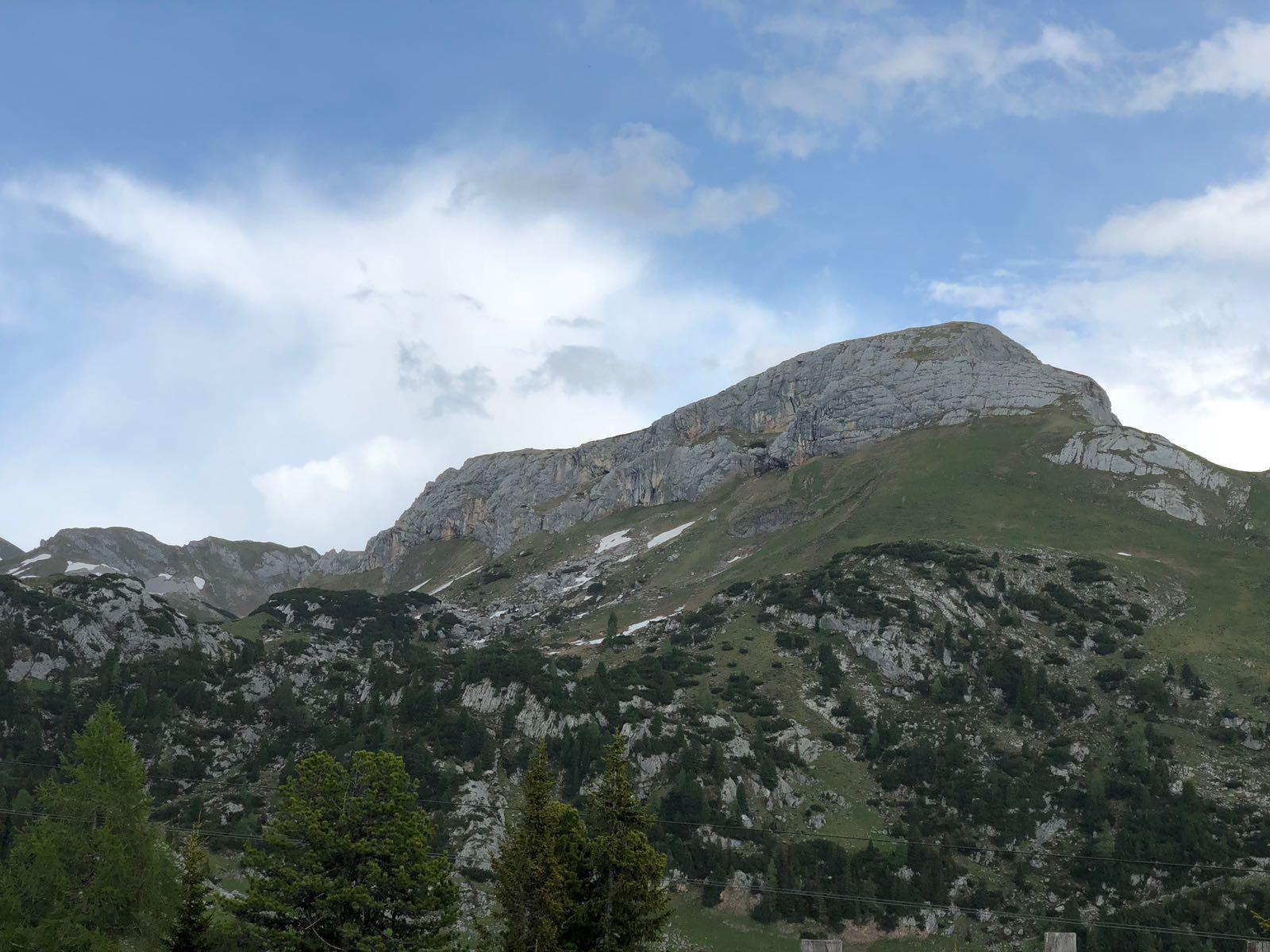 Haidachstellwand beim 5-Gipfel-Klettersteig im Rofan | Climbers Paradise