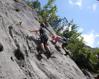 Kaiserklettergarten   Climbers Paradise