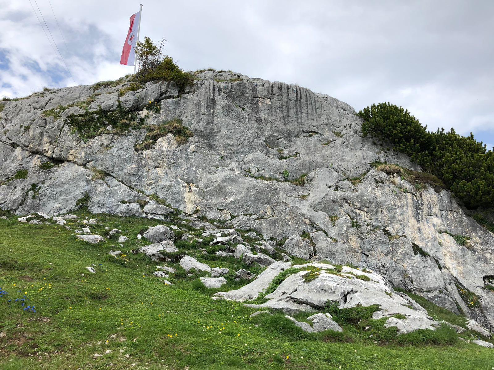 Der Klettergarten unterhalb der Mauritzalm nahe des Achensees | Climbers Paradise