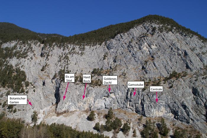 Klettergarten Nassereith | Climbers Paradise