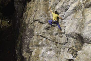 Klettergarten Nösslach im Ötztal, Foto: Tirol Werbung, Johannes Mair | Climbers Paradise