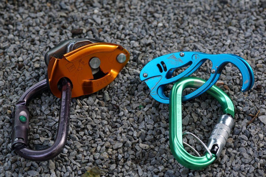 Geeignete Kletterausrüstung, Sicherungsgeräte | Climbers Paradise