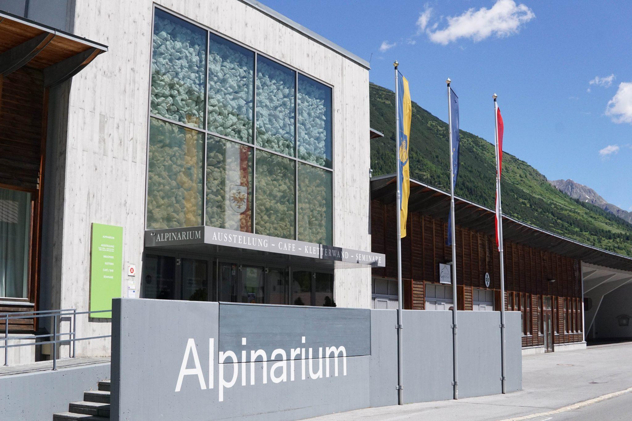 Das Alpinarium | Climbers Paradise