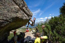 Bouldern im Silvapark, Foto: Mike Gabl | Climbers Paradise