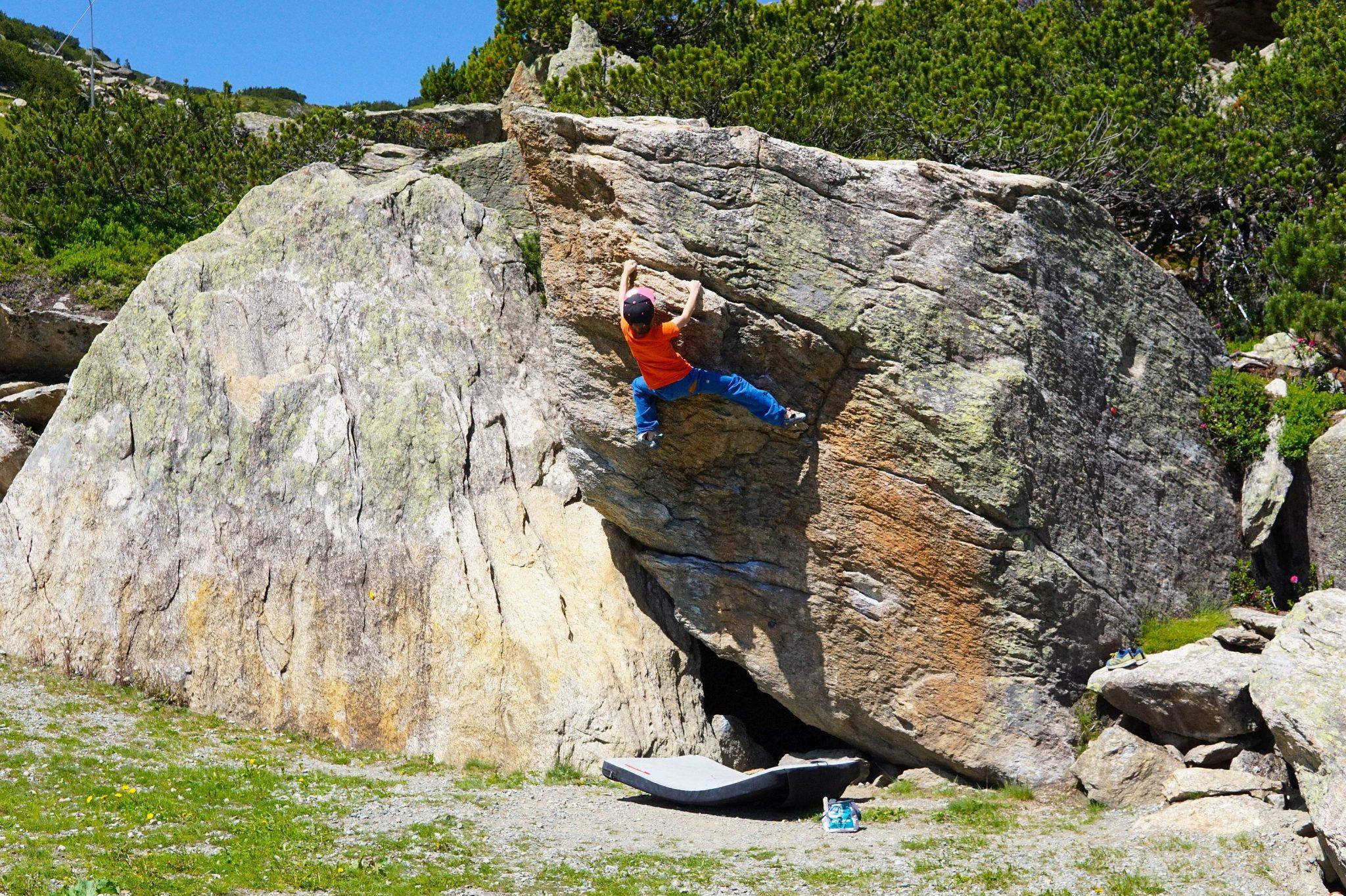 Bouldern im Silvapark | Climbers Paradise