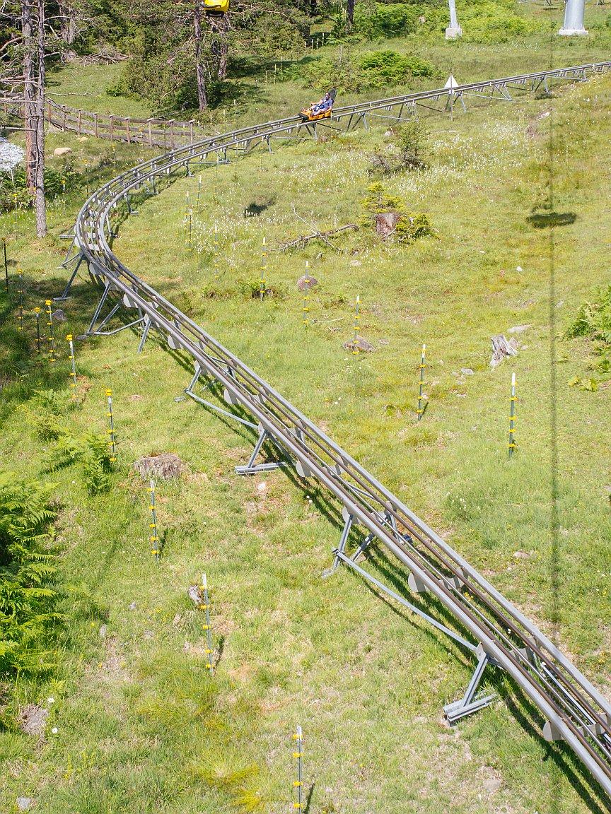 Sommerrodelbahn in Hoch-Imst, Foto: Simon Schöpf | Climbers Paradise