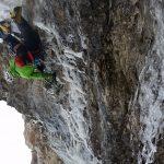"Topo ""Lasur d'amour"", 3. Seillänge - Eisklettern Pinnistal/ Stubaital I Climbers Paradise"