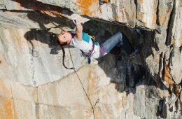 Katharina Bacher, Foto: Elias Holzknecht | Climbers Paradise