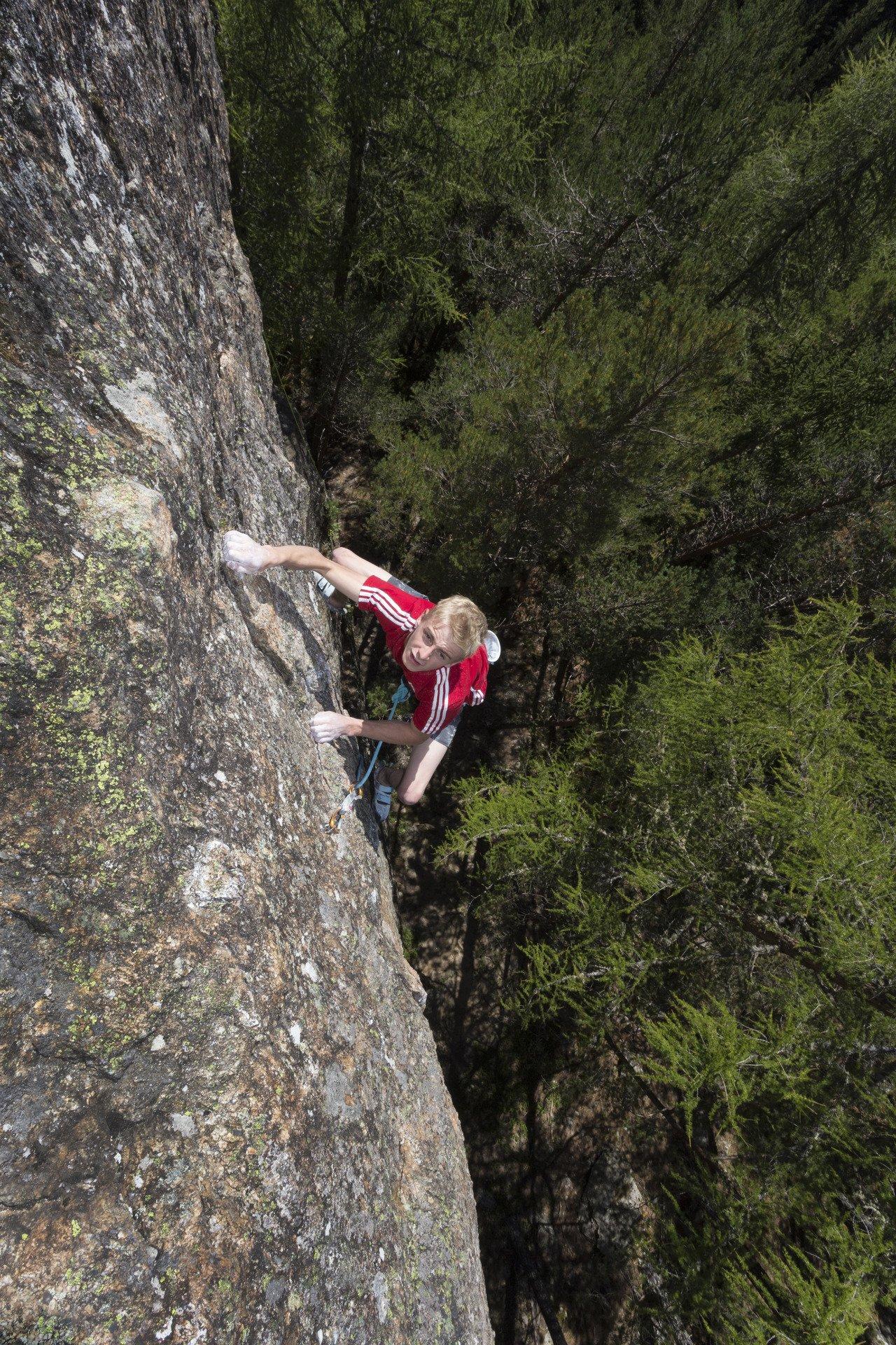 Tobias Holzknecht, Foto: Elias Holzknecht | Climbers Paradise