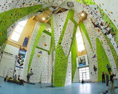 Kletterhalle Wörgl | Climbers Paradise