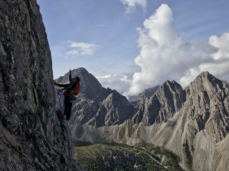 Alpinklettern, Foto: Thomas Wanner I Climbers Paradise