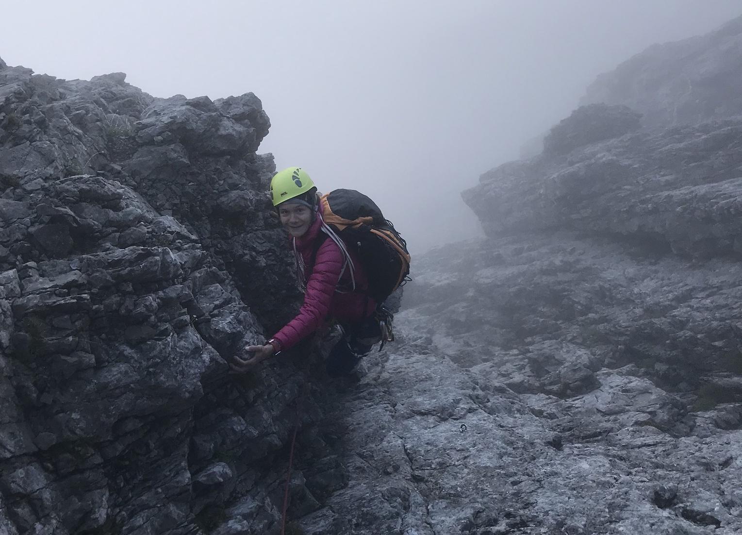 Alpinklettern Wetter, Foto: Thomas Wanner I Climbers Paradise