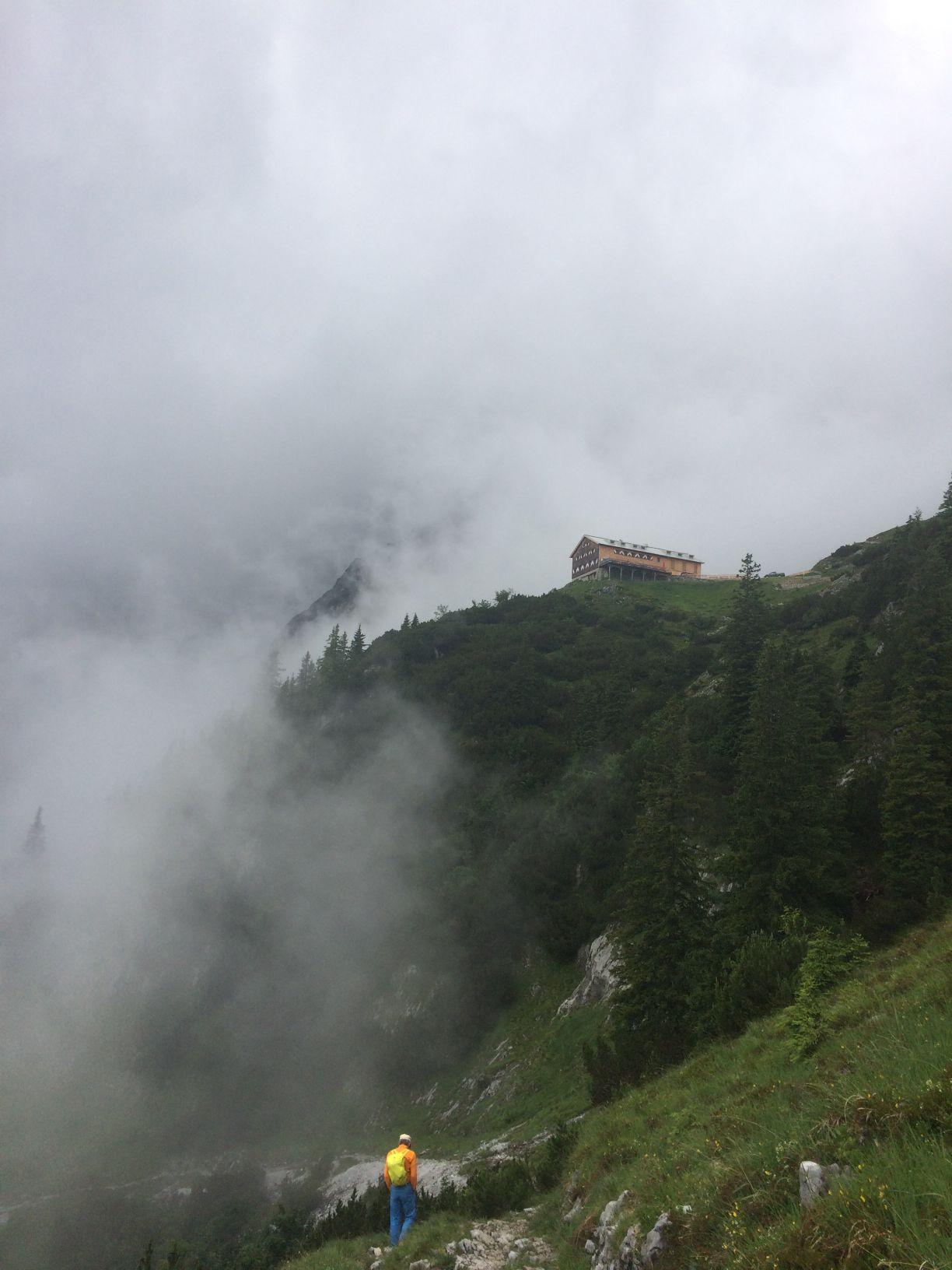 Die Gruttenhuette in der Region Wilder Kaiser | Climbers Paradise