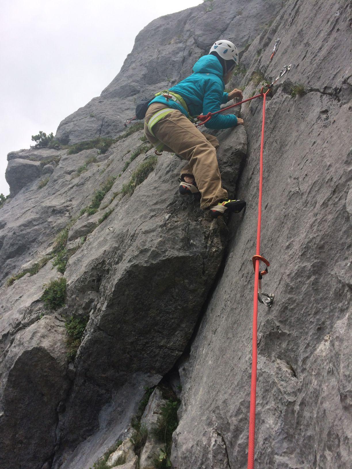Klettern in der Region Wilder Kaiser | Climbers Paradise