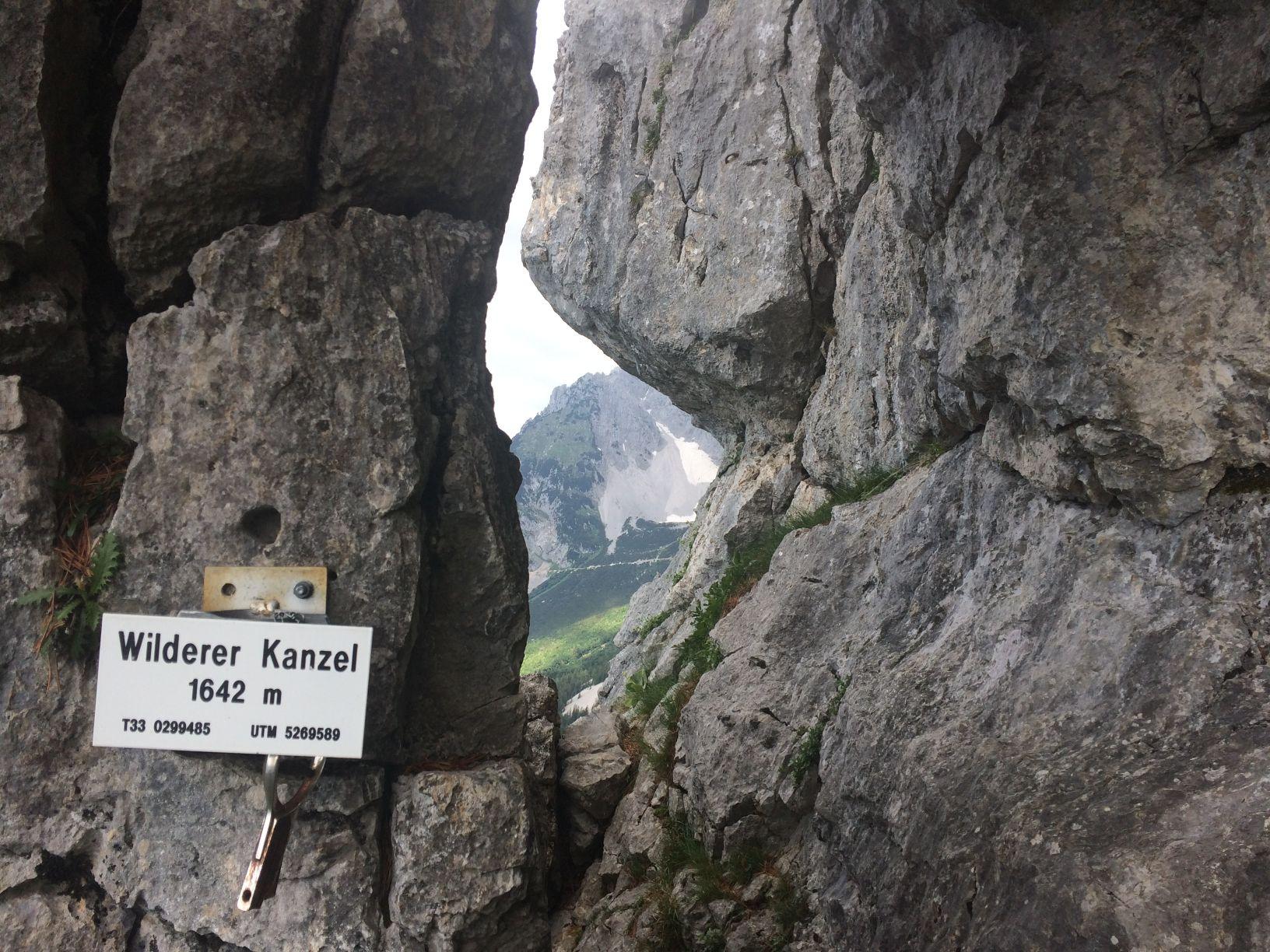 Die Wilderer Kanzel | Climbers Paradise