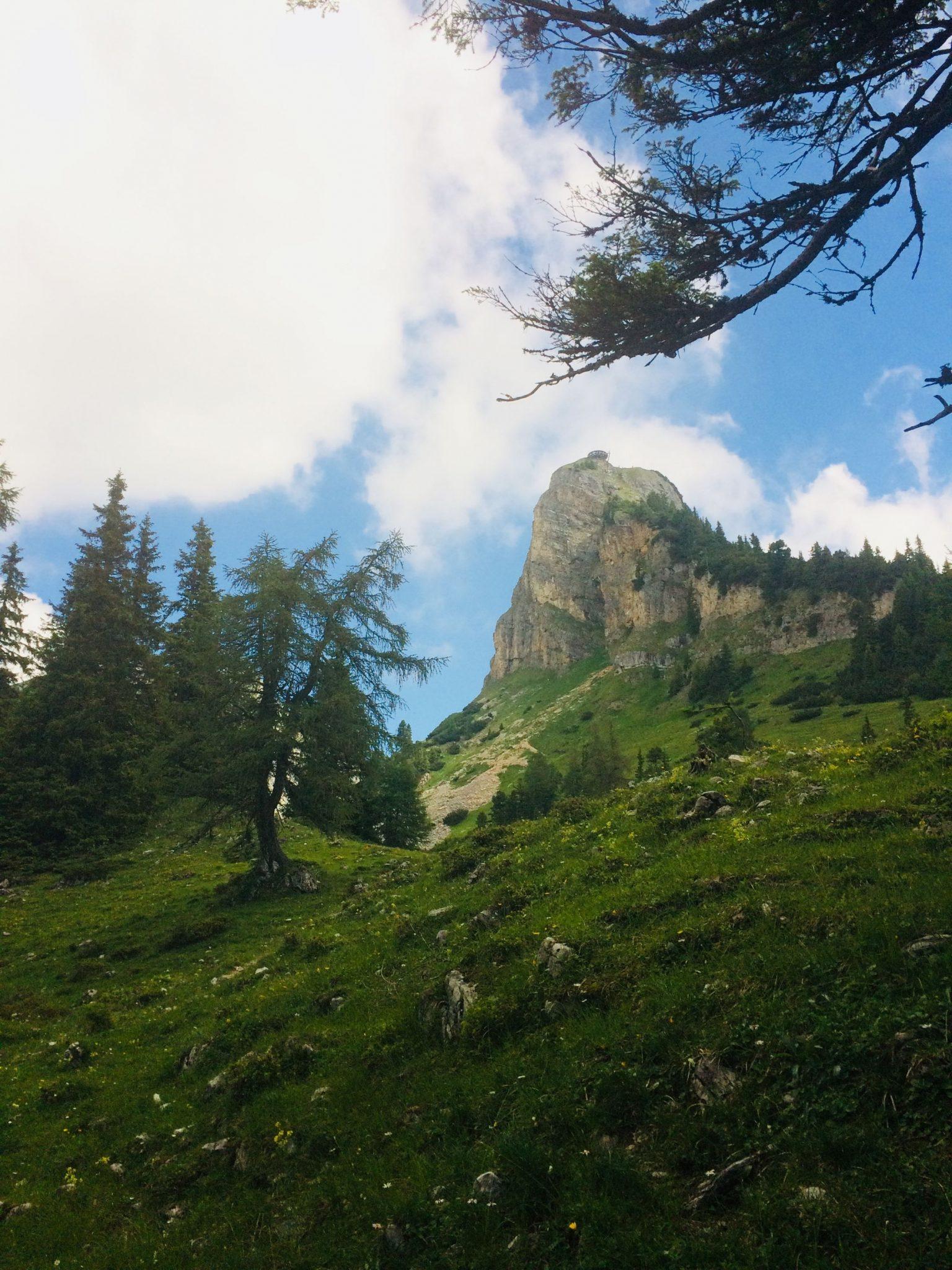 Der Gschöllkopf | Climbers Paradise