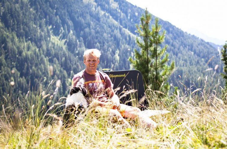 Albert Leichtfried, Foto: Tobias Attenberger | Climbers Paradise