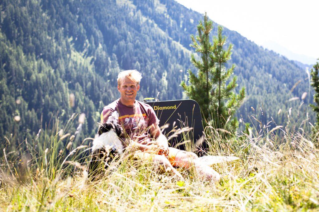 "ÖTZTAL: 1. Stopp der Charity-Aktion ""Klettern kann jeder"""