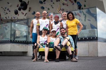 Team Paraclimbing Austria | Climbers Paradise