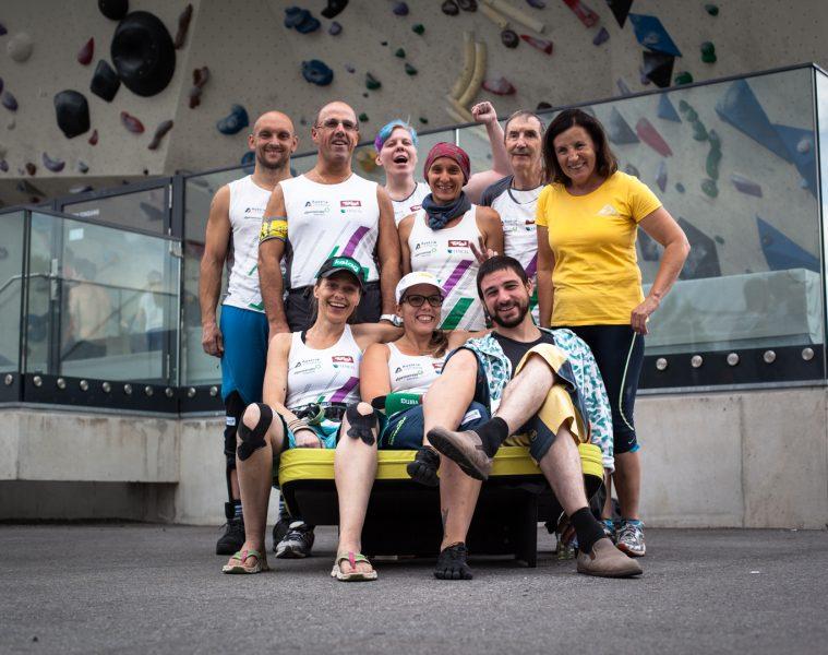 Team Paraclimbing Austria   Climbers Paradise
