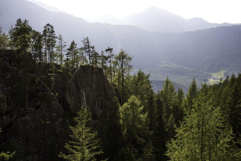 Niederthai, Foto: Tirol Werbung, Johannes Mair   Climbers Paradise