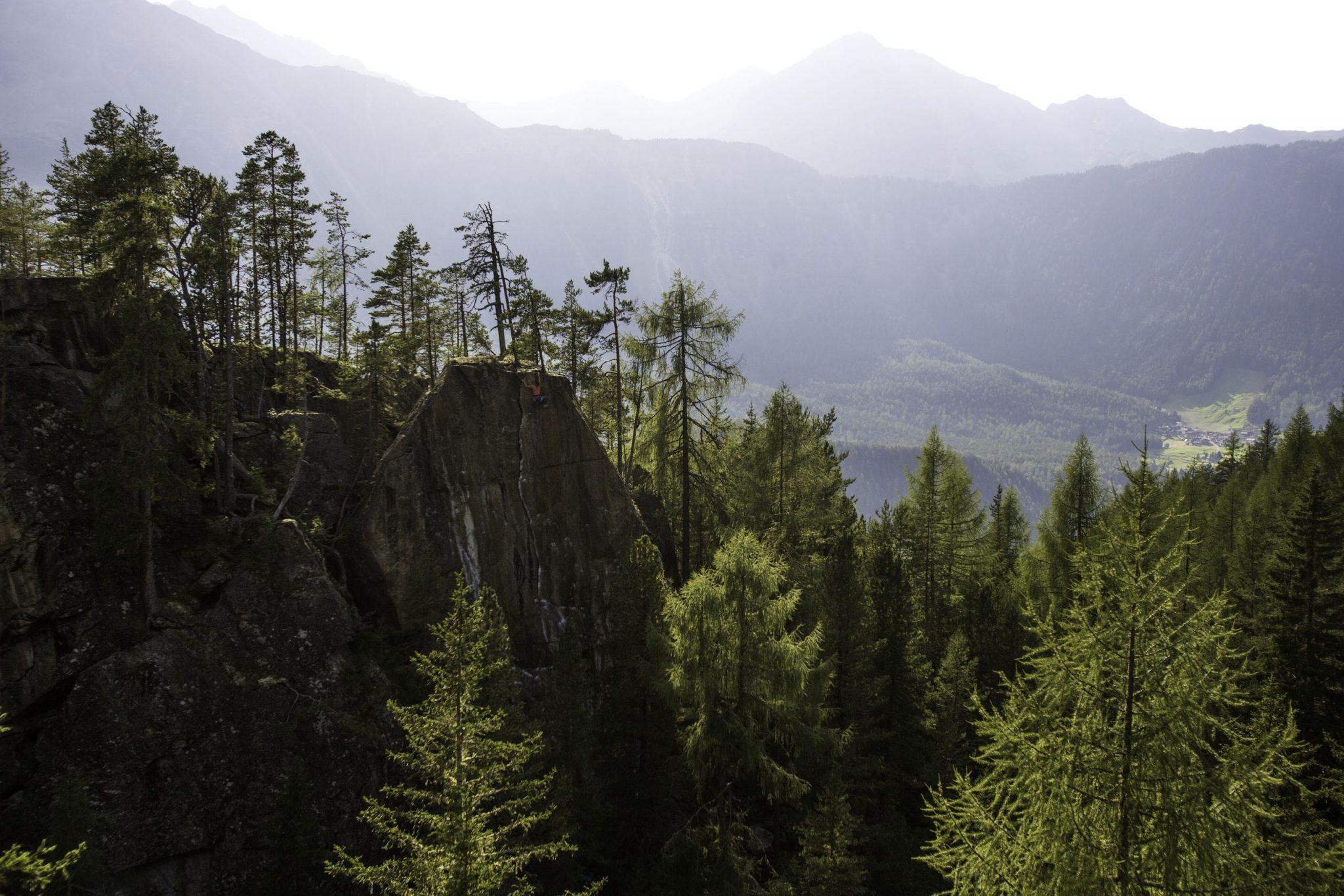 Niederthai, Foto: Tirol Werbung, Johannes Mair | Climbers Paradise