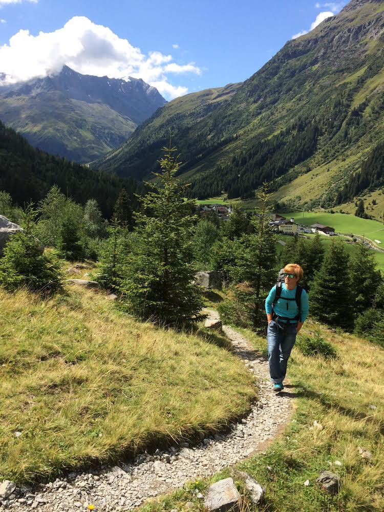 Der Aufstieg zum Hexenkessel | Climbers Paradise