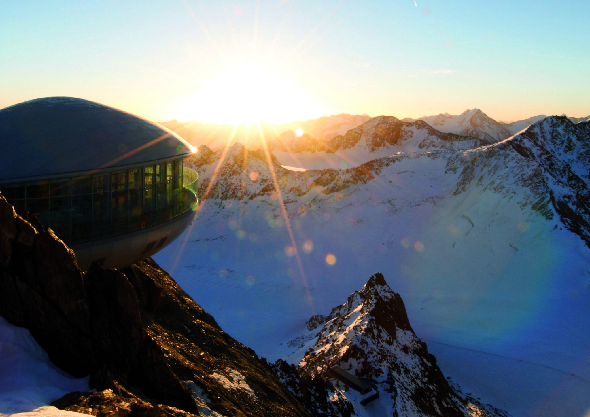 Das Café 3440, Foto: TVB Pitztal | Climbers Paradise