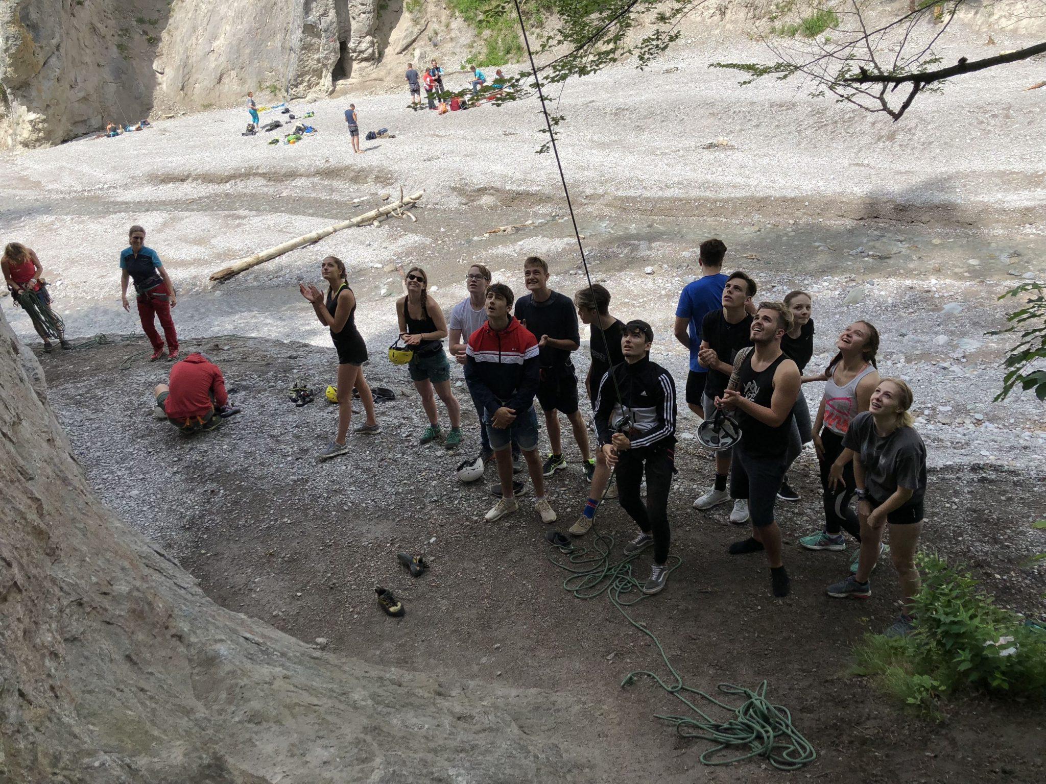 In der Ehnbachklamm bei Innsbruck | Climbers Paradise